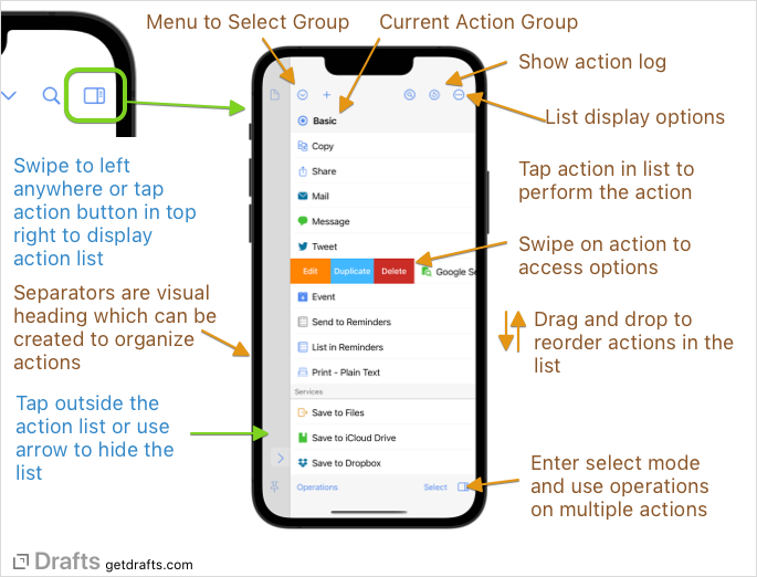 actions/action-list