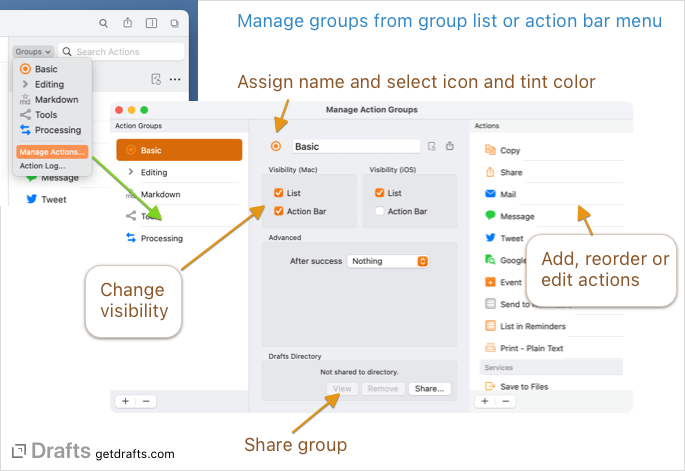 actions/managing-groups