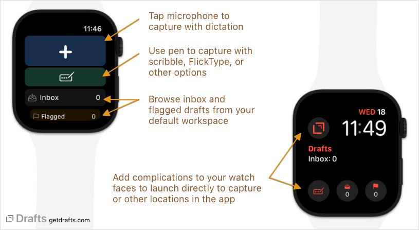 apple diagram app apple watch drafts user guide  apple watch drafts user guide